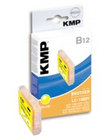 Tusz KMP do Brother LC-1000Y yellow